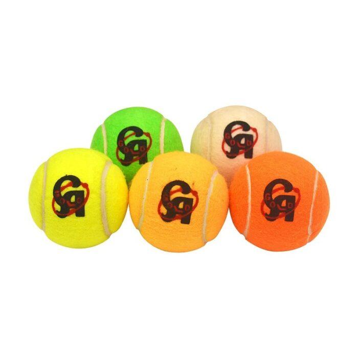 CA KING Tape Ball Soft Tennis Cricket Ball