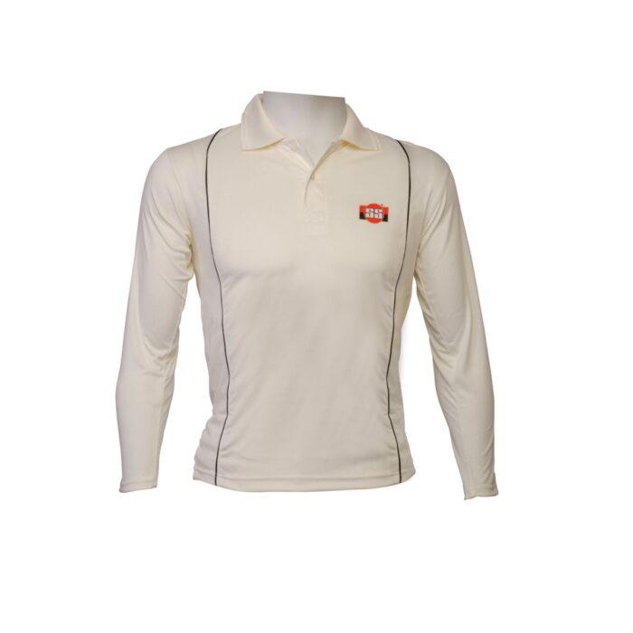 Cricket T-Shirt SS Custom Full Sleeve