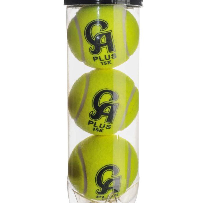CA Plus 15K Tape Ball Soft Tennis Cricket Ball Pet bottle